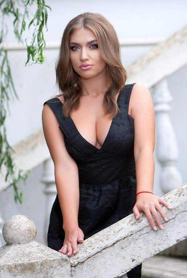 chic Ukrainian womankind from city Odessa Ukraine