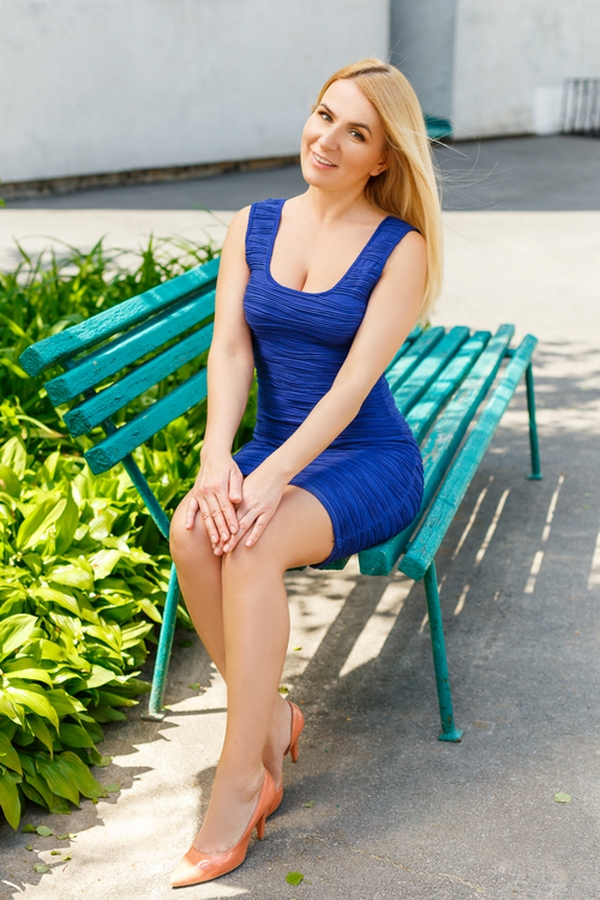 debonair Ukrainian lass from city Chernihiv Ukraine