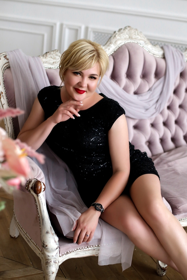 delectable Ukrainian female from city Kharkov Ukraine