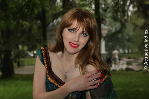 Russian girl dating for happy marriage