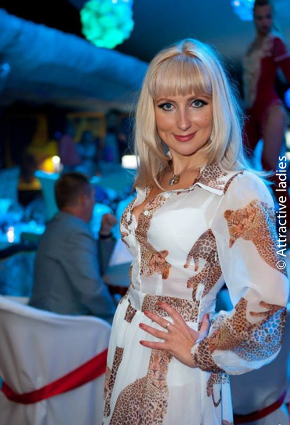 Russian women brides for happy family