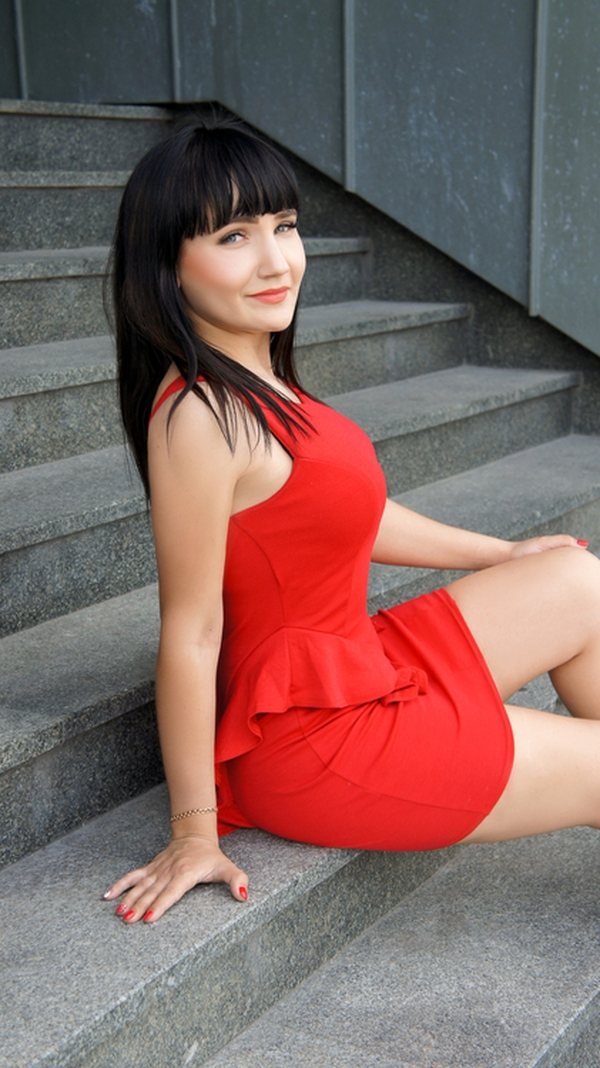 sunny Ukrainian best girl from city Cherkasy Ukraine