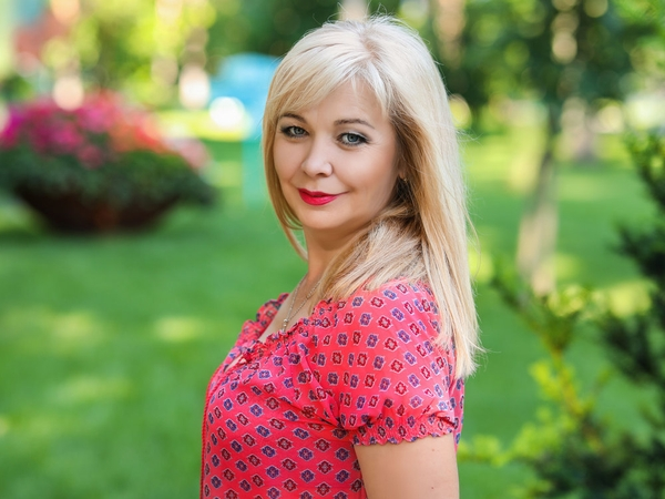 womanly Ukrainian woman from city Kharkiv Ukraine