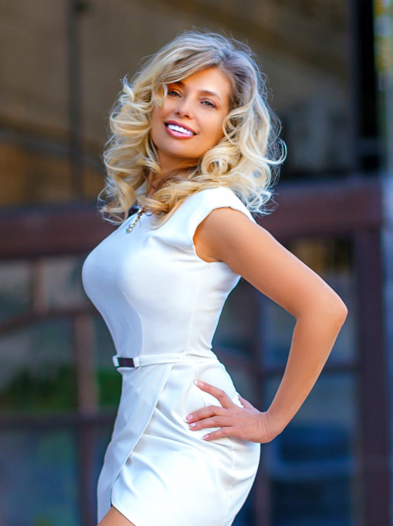 exciting Ukrainian lady from city Dnepr Ukraine