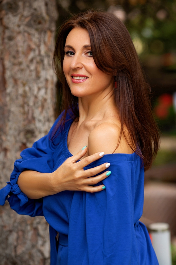 family-oriented Ukrainian girl from city  Dnipro Ukraine