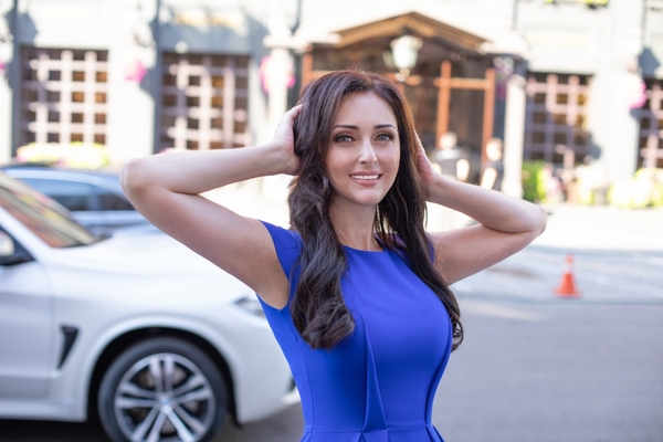 single Ukrainian female from city Dnepr Ukraine