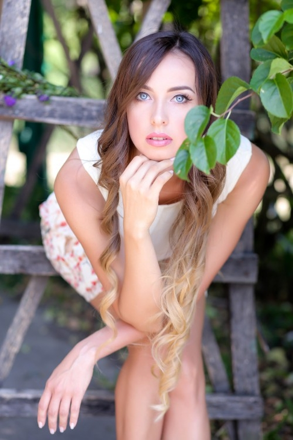 soft Ukrainian best girl from city Konstantinovka Ukraine