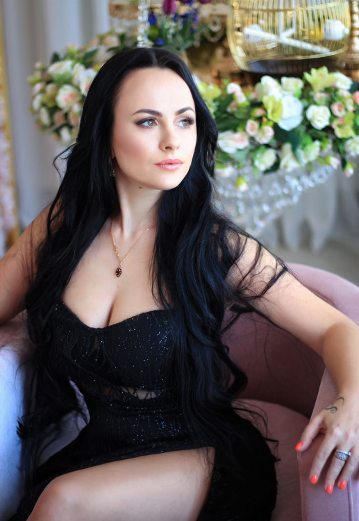 well Ukrainian woman from city Nikolaev Ukraine